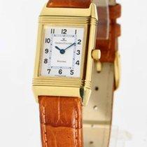 Jaeger-LeCoultre Reverso 18k gold case ladyt's wristwatch