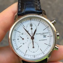 Baume & Mercier Chronograph 42 mm automatic chrono...