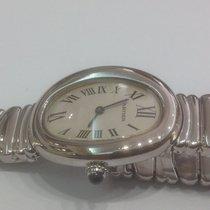 Cartier Baignoire white gold ref.1955 Qz lady