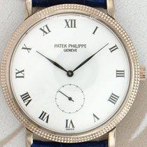 Patek Philippe 3919G Calatrava, White Gold