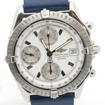 Breitling Chronomat A13352 Stainless Steel Automatic Mens...