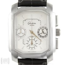 Glashütte Original Uhr Original Senator Karree Edelstahl...