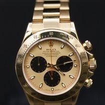 Rolex Daytona Paul Newman dial Zenith Yellow Gold Watch