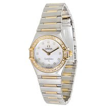 Omega Constellation 1365.75 Ladies Watch in Diamonds & 18k...