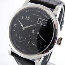 A. Lange & Söhne Lange1   Platinum     - Mint -