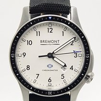 Bremont Boeing Model One White Dial Bb1-ss/wh Automatic Watch