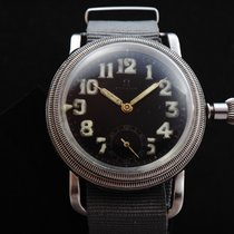 Omega Exceptional Vintage Military Pilot 30's