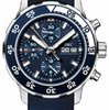IWC AQUATIMER CHRONOGRAPH AUTOMATIC AQUA