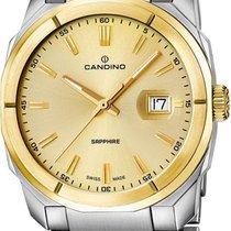 Candino Classic C4587/1 Herrenarmbanduhr Massives Gehäuse