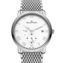 Blancpain [NEW] Villeret Small Seconds Date & Power...