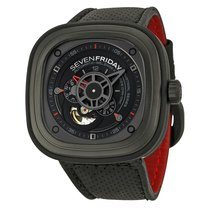 Sevenfriday Men's P3-01 P3/01 Industrial Engines Watch