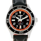 Breitling Superocean 42 Abyss Orange Limited Edition Watch A17364