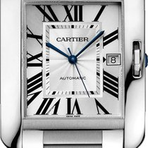 Cartier TANK ANGLAISE W5310008 NEW Extra-Large M