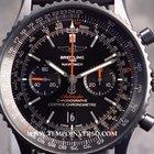 Breitling Navitimer Chronograph 01 Black 46 full set Unused