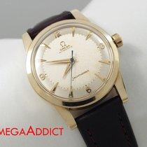 Omega Seamaster Men's 14k Gold Watch