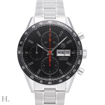 TAG Heuer Carrera Calibre 16 Day-Date Automatik Chronograph 41 mm