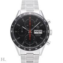 TAG Heuer Carrera Calibre 16 Day-Date Automatik Chronograph 41 mm