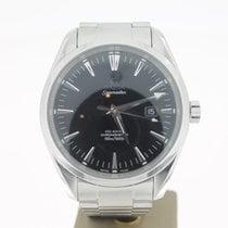 Omega seamaster Aqua Terra (B&P2011) 42mm Black Dial