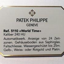 """Patek Philippe Konzessionär Dekorationsständer  """"WORLD..."""