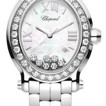 Chopard Happy Sport Oval Quartz 278546-3004