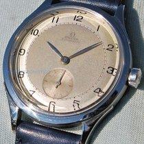 Omega Rarissimo Automatico A Martelletto Del 1944 In Acciaio