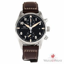 """IWC """"Collector's Forum"""" Pilot's Watch Chronograph"""