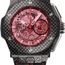 Hublot Big Bang Ferrari 45mm Mens Wristwatch Model 401.QX.0123.VR