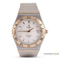 Omega Constellation Perpetual Calender Steel & Yellow Gold