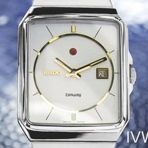 Rado Conway Men's Stainless Steel Automatic Watch 80s Scx97