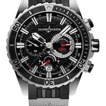 Ulysse Nardin Diver Chronograph Stainless Steel Men's Watch