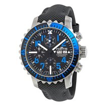 Fortis Marinemaster Chronograph  Automatic Mens Watch FOR67115...
