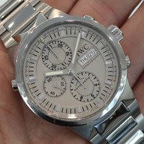 IWC Gst Split Second Rattrapante Chronograph Ref. Iw371508 -...