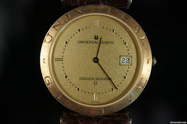 Universal Genve Golden Shadow Ref. 6522