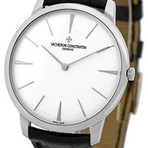 "Vacheron Constantin ""Patrimony Grand Taille"" Strapwatch."