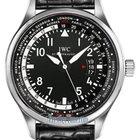 IWC Pilot's Watch Worldtimer Mens Watch