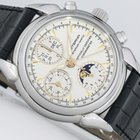 Eterna 1948 Mondphasen Chronograph Chronometer