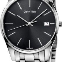 ck Calvin Klein time K4N21141 Armbanduhr flach & leicht