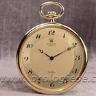 Rolex Original 1990 Very-thin 18kt. Gold Pocket Watch Ref....