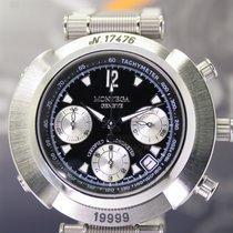 Montega Ronaldo R-9 Chronograph selten massiver Chronometer