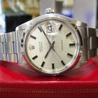 Rolex Oyster Date Precision 6694 Stainless Steel Watch Circa 1969