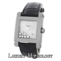 Chopard Authentic Ladies Sport Floating Diamonds 278495-3001...