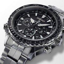 Seiko Prospex Funk Solar World Time Chronograph