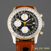 Breitling Old Navitimer II Chronograph automatic BOX  D 13022