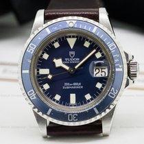 Tudor Vintage Snowflake Submariner Blue Dial / Blue Bezel
