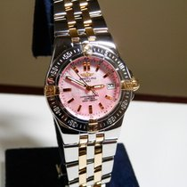 Breitling Ladies Starliner Mother of Pearl