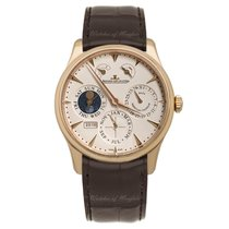 Jaeger-LeCoultre Master Eight Days Perpetual - Pink Gold