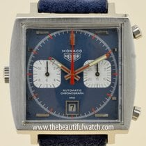 Heuer Monaco original from 1970