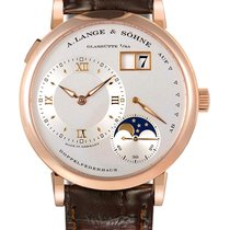 A. Lange & Söhne Lange 1 Moonphase Rose Gold Watch
