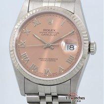 勞力士 (Rolex) Datejust 16234 Pink Roman Dial