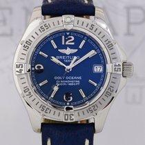Breitling Colt Oceane 33 mm medium Lady Steel blue Top Sport...